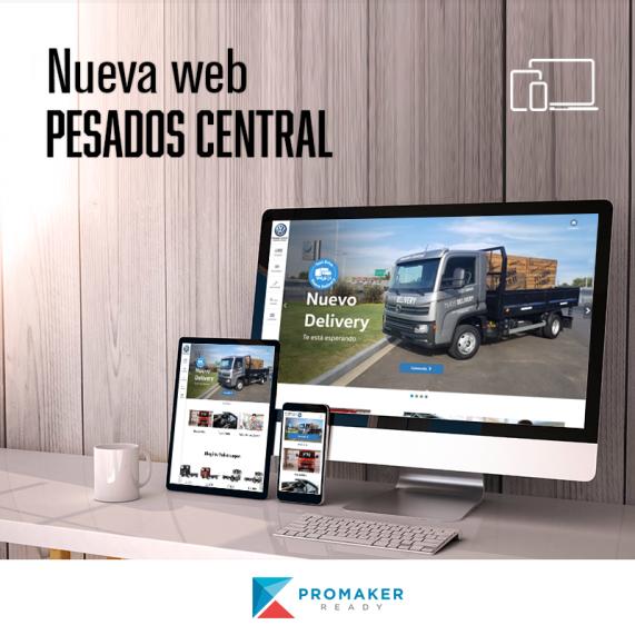 Nueva web - Pesados Central