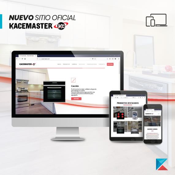 Nuevo sitio - Kacemaster